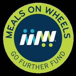 Meals on Wheels America Go Further Fund logo