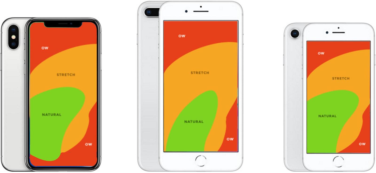thumb-friendly mobile app design