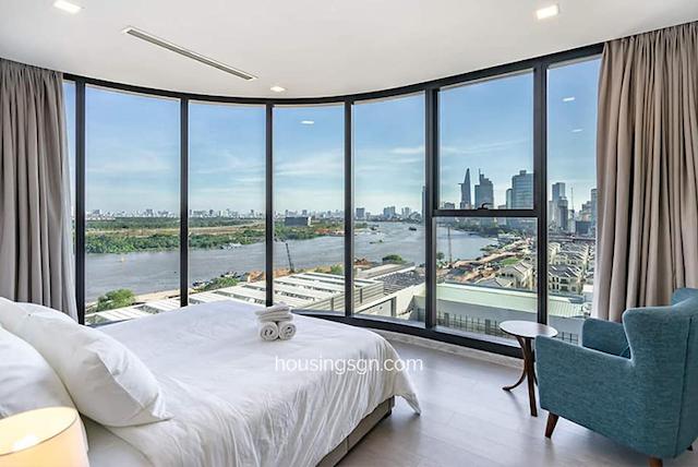 Apartment for rent Riverside Sông vàng được thiết kế rất tinh tế