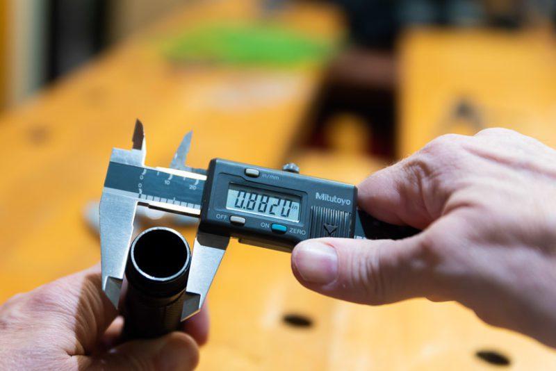 คาลิปเปอร์ – เครื่องมือวัดที่แม่นยำที่สุด1