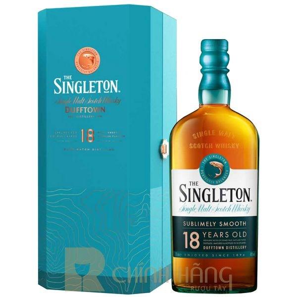 Singleton 18 Năm hộp quà tết 2021
