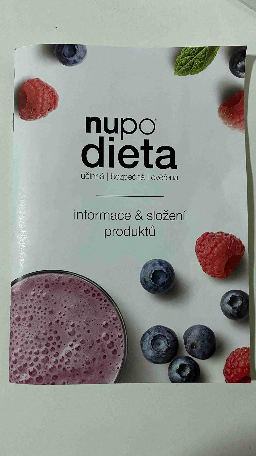 Recenze Vivantis: Nízkokalorická dieta NUPO - informace o dietě a produktech