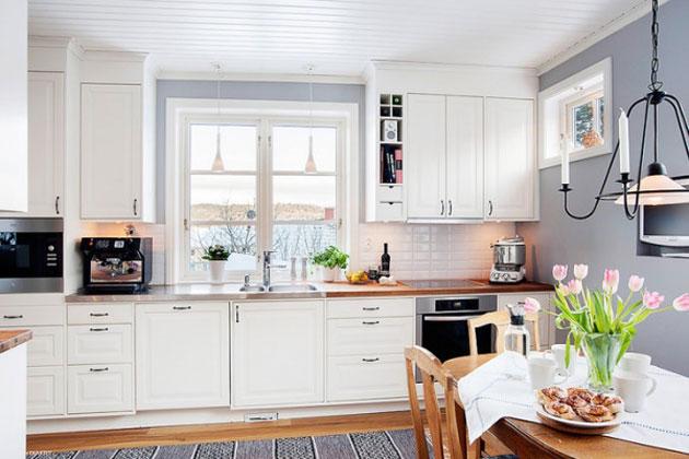 đồ dùng thiết kế nội thất nhà bếp