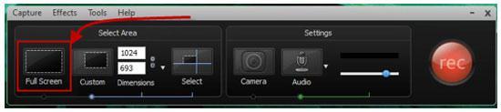 تحميل برنامج تصوير شاشة الكمبيوتر camtasia studio