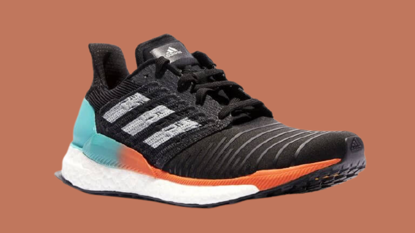 4. Adidas Solarboost Shoes
