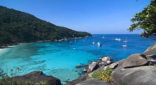 Đảo Similan, Thái Lan