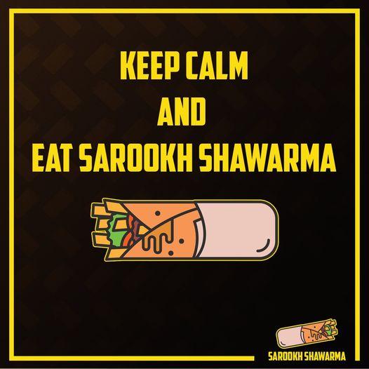 Sarookh Shawarma