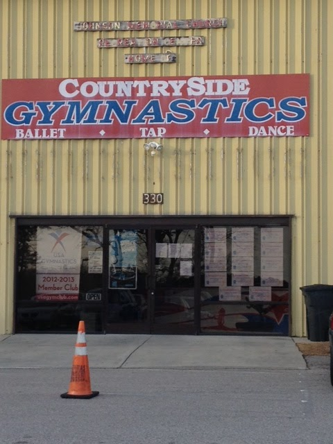 Countryside Gymnastic in Fayetteville NC