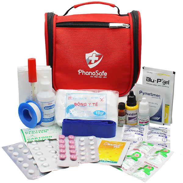Bộ dụng cụ y tế gia đình