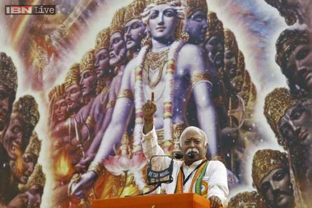 RSS, VHP committed to make India 'Hindu nation', Modi yet to break silence on conversion row