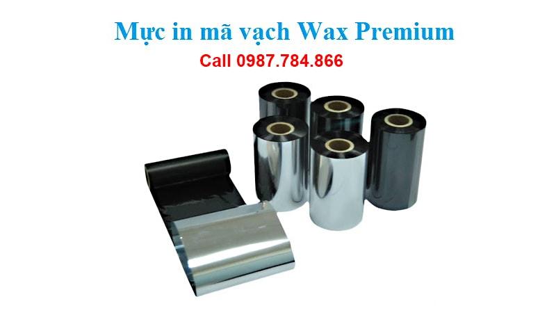 Mực in mã vạch wax full kích thước luôn sẵn hàng tại An Thành