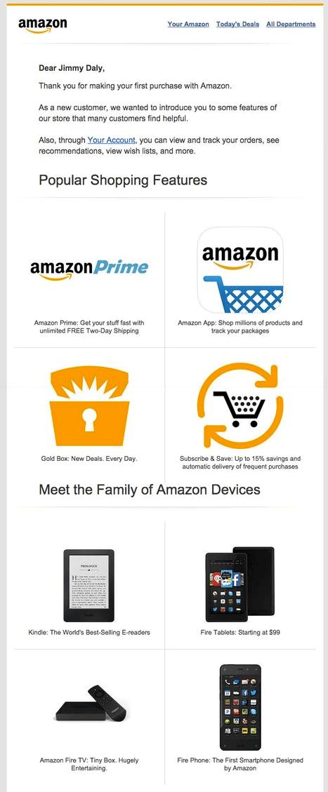 email xác nhận mua hàng