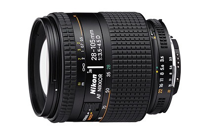 Nikon 28-105mm AF-D