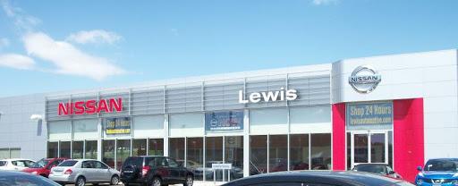 Lewis Nissan   Car Dealer In Beckley