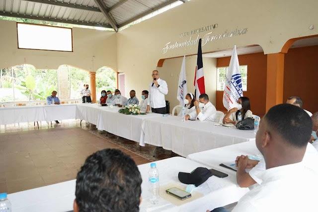Desarrollo Fronterizo preside consejo local de Gobierno: Cercano a la gente
