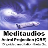 Astral Projection (Obe) [15' Guided Meditation - Theta 5hz]
