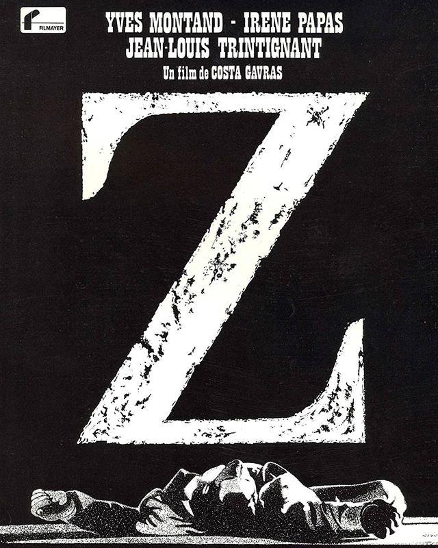 Z. (1969, Constantin Costa-Gavras)