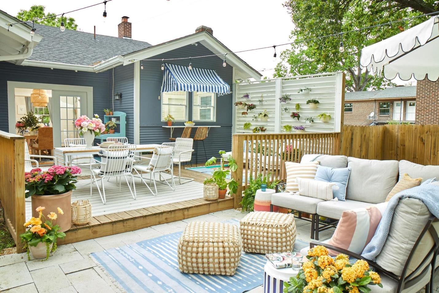 41 Best Patio and Porch Design Ideas - Decorating Your Outdoor Space