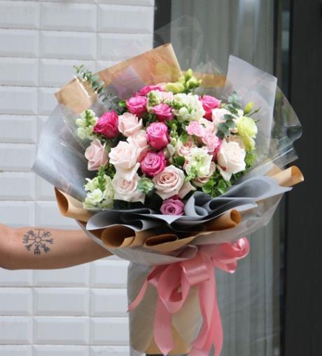Hoa hồng – biểu tượng cho tình yêu vĩnh cửu