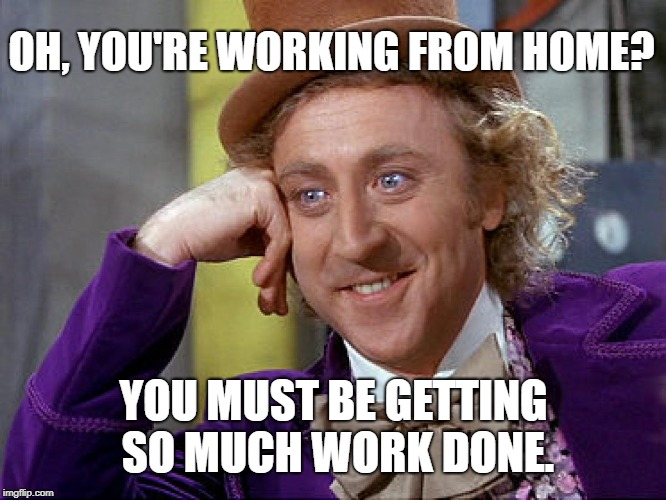 Work from home memes that are hilariously accurate