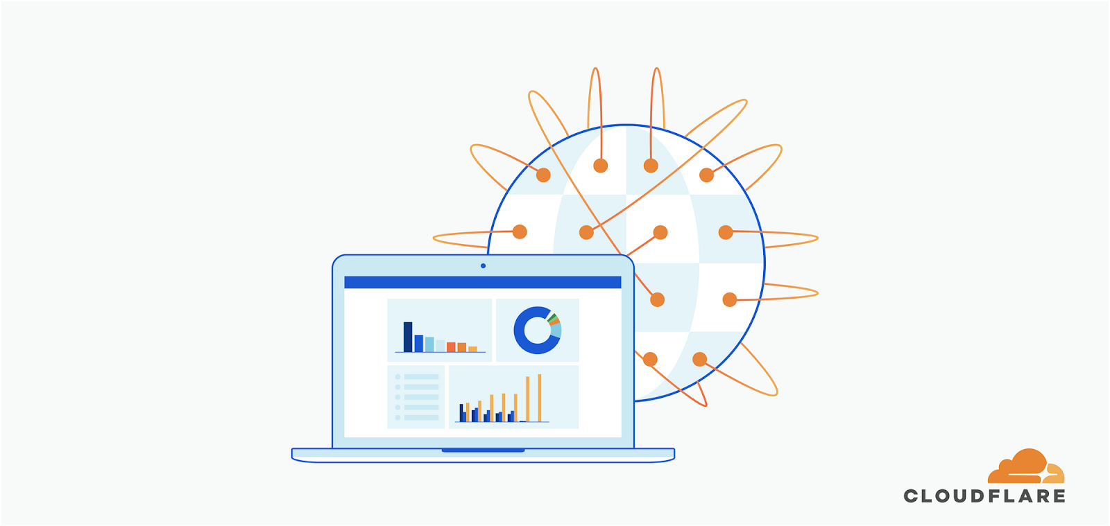 Control web applications with two-clicks in Cloudflare Gateway