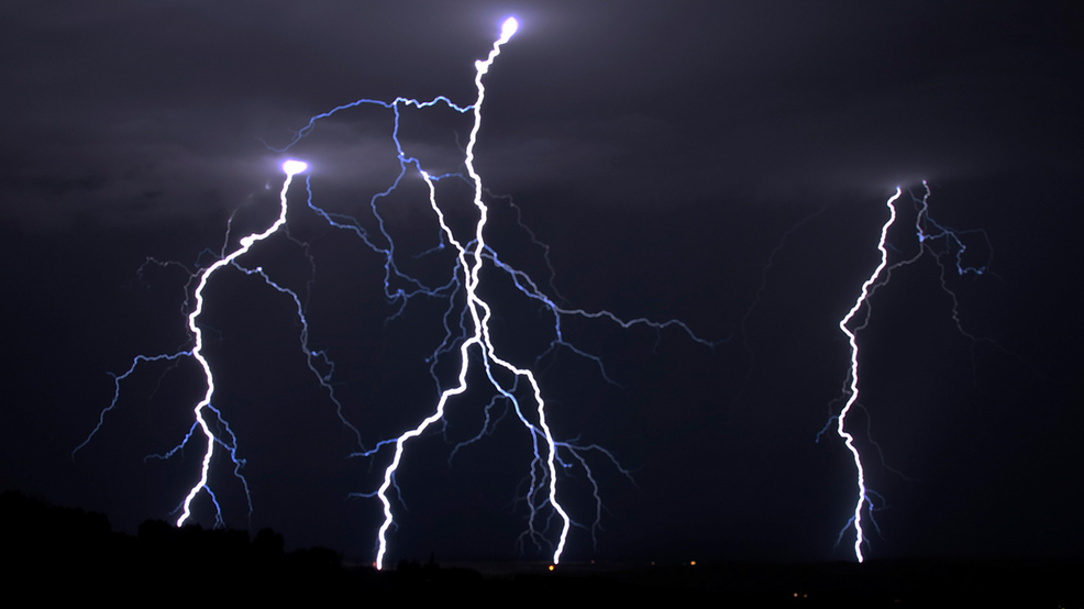 These Are the Places Where You Are Likely To Get Struck By Lightning