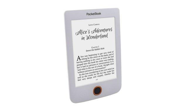 Дизайн електронної книги PocketBook 614 Basic 3 White