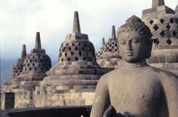Stupa Batu Candi Borobudur