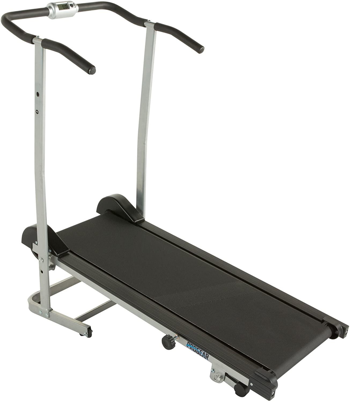 ProGear 190 Manual Treadmill For Senior Walking