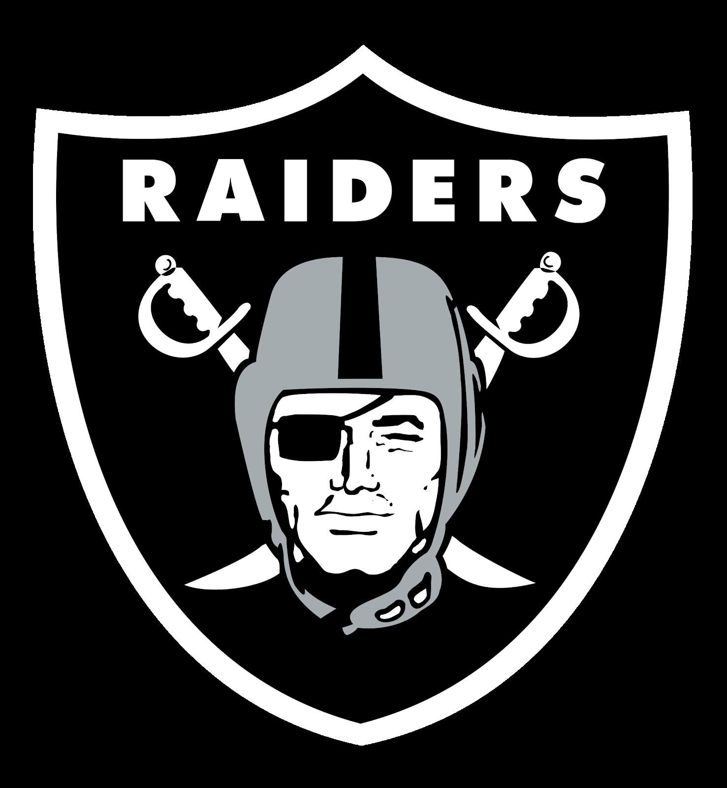 Image result for oakland raiders, logo, transparent