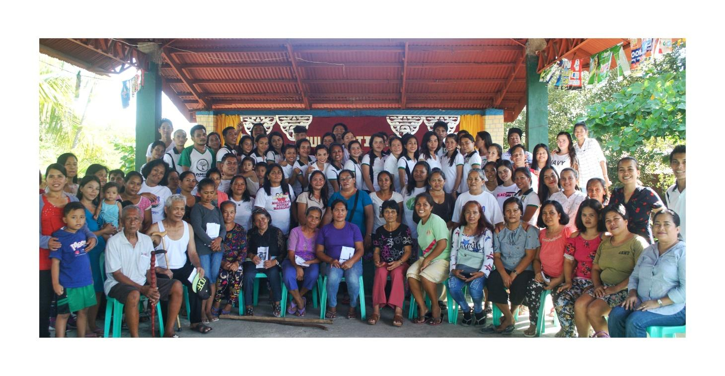 All the beneficiaries, the faculty and staff of DBM and students