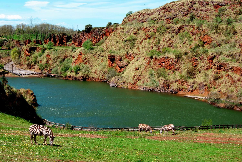 Lago de Cabárceno