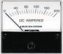 dc amp meter