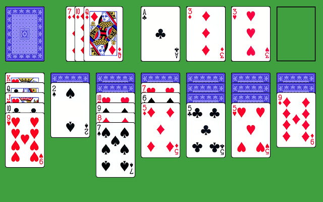 Image result for solitaire game