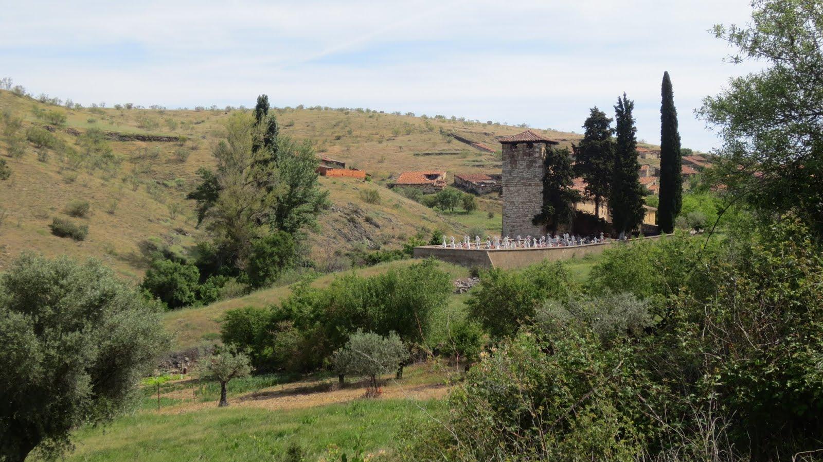 Las Cárcavas y Alpedrete de la Sierra. 15-5-2014
