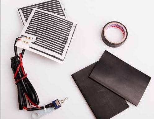 солнечные панели + литий-полимер