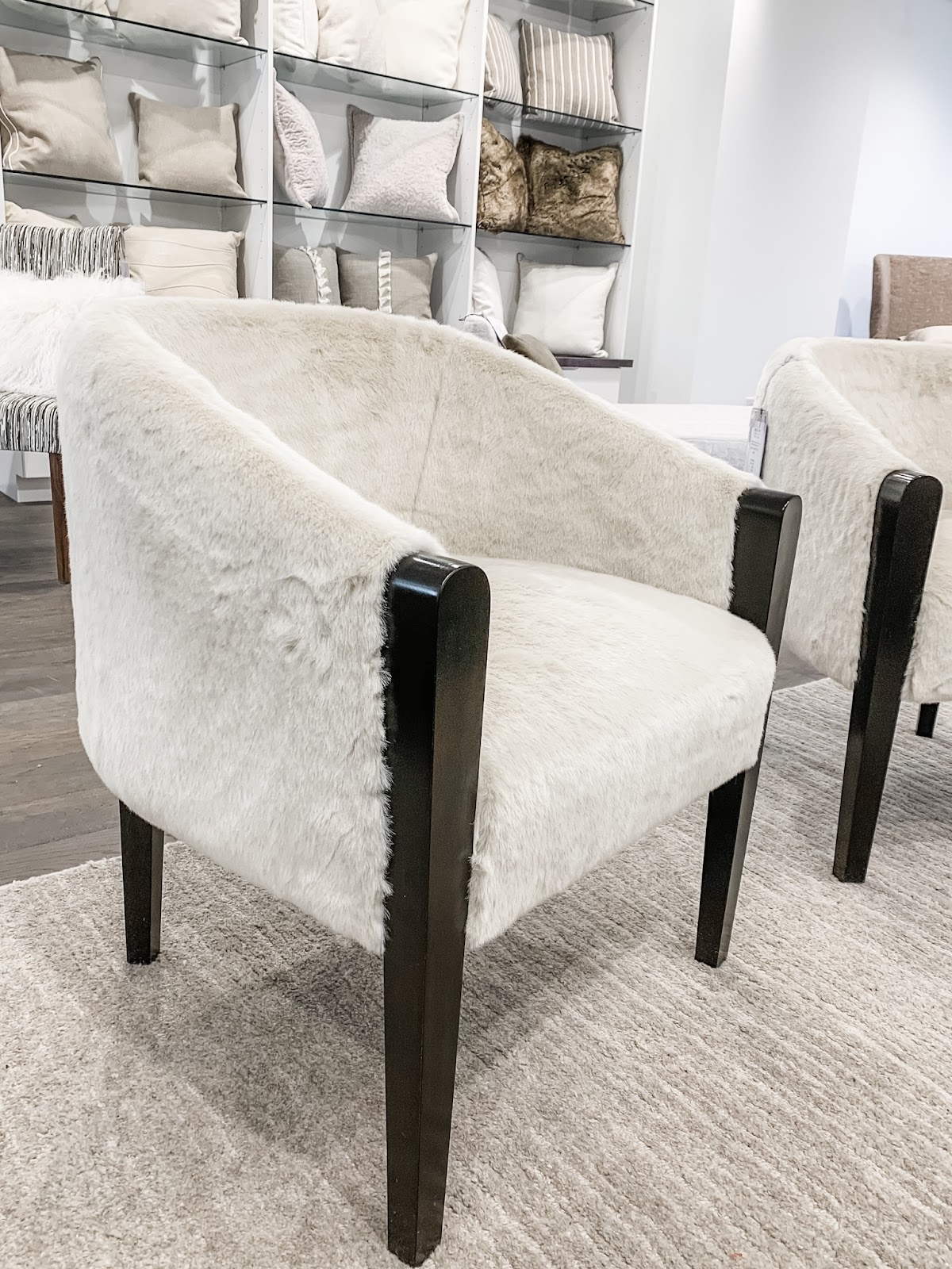 Tara Fust Design northern Atlanta, timeless, effortless home decor and furniture trends: chairs
