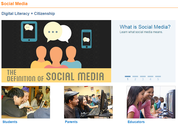 Digital Literacy   Citizenship   Social Media   New York City Department of Education.png