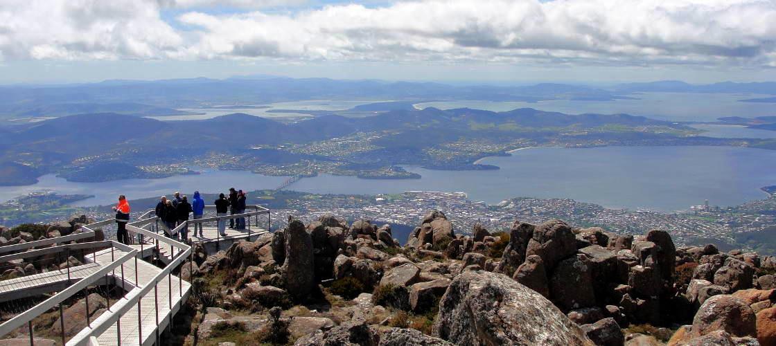 Mt. Wellington Tours
