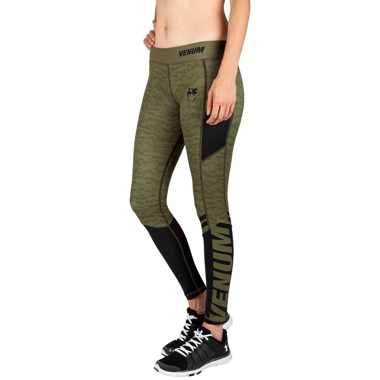Venum Womens Power 2.0 Leggings Fitness Clothing