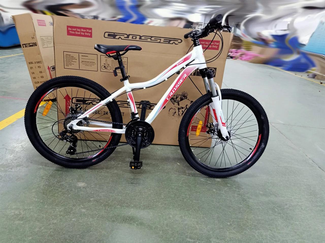 Ассортимент магазина подростковых велосипедов