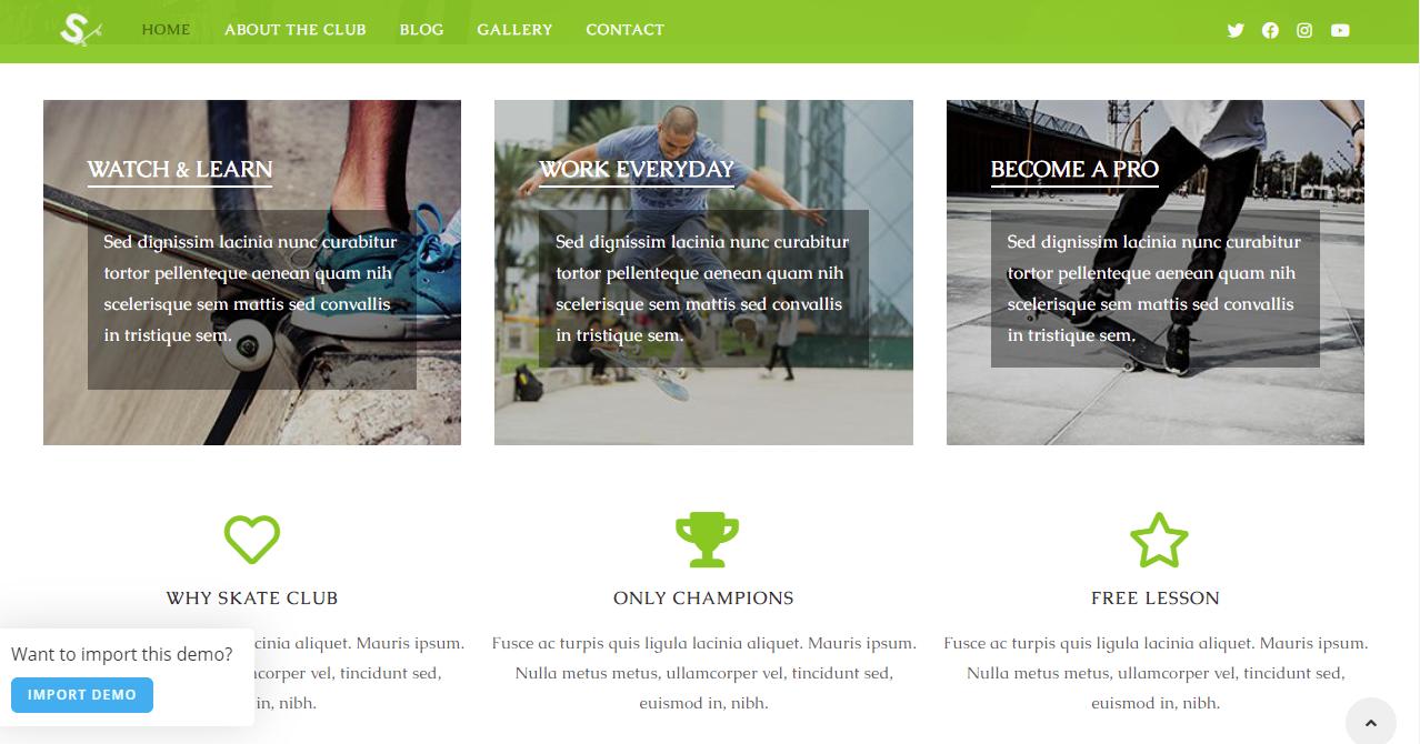 OceanWP Masonry WordPress Themes