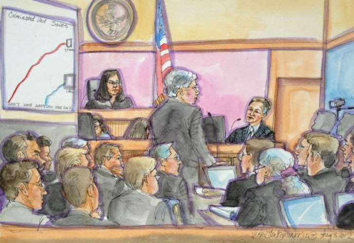 В США трехкратное грубое нарушение судьей устоявшейся судебной практики дает основания для его «импичмента» и ответственности. Иллюстрация: VICKI ELLEN BEHRINGER