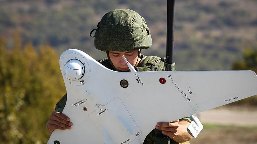 «Богатый практический опыт»: как Россия совершенствует способы борьбы с беспилотниками террористов