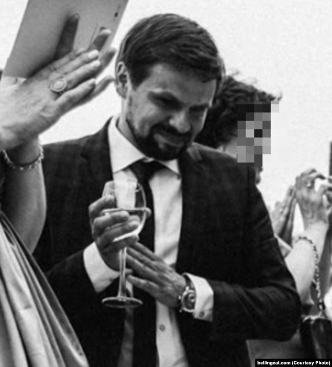 Анатолий Чепига на свадьбе дочери Андрея Аверьянова