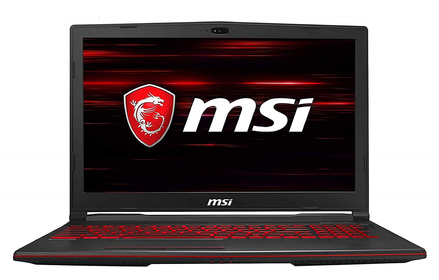 MSI Gaming GL63 9RCX-219 9th Gen 15.6-inch Gaming Laptop