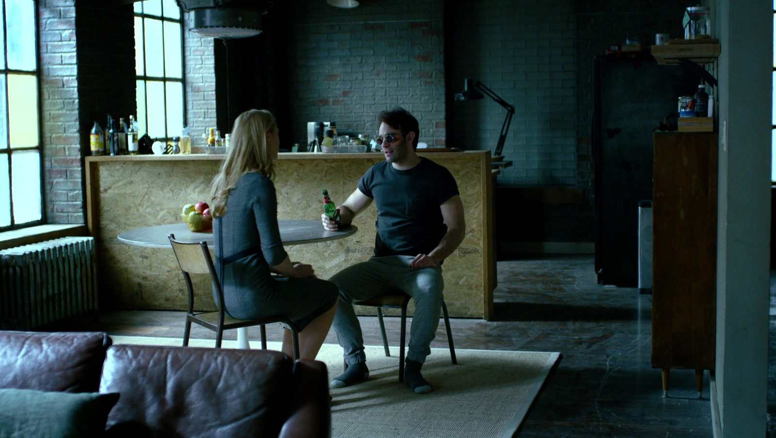 how does matt murdock afford his ludicrous apartment in. Black Bedroom Furniture Sets. Home Design Ideas