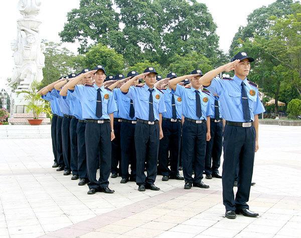 Bảo vệ Thắng Lợi - Cung cấp đội ngũ nhân viên chuyên nghiệp, tay nghề cao