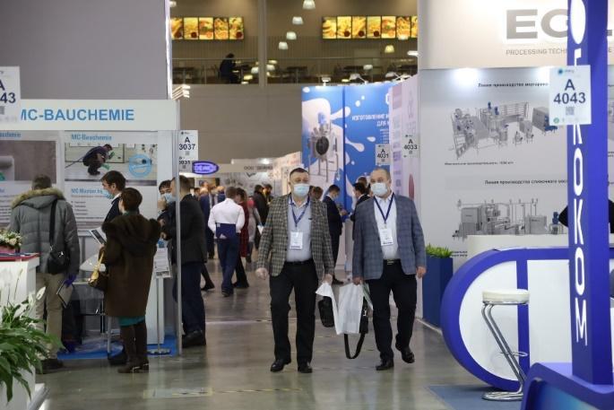 MC-Bauhemie на выставке DairyTech 2021