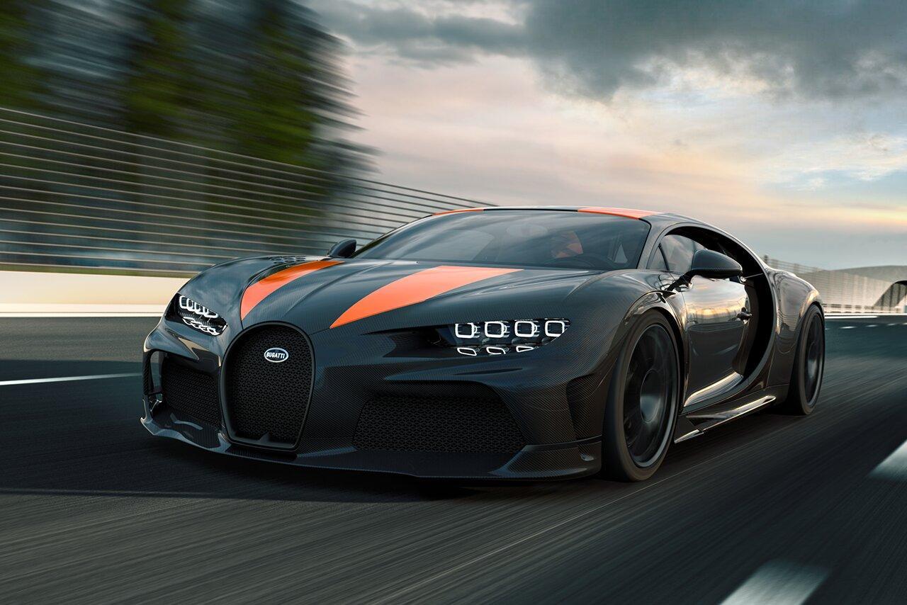 Bugatti Chiron Super Sport 300+ | Viteza Maxima - 490 km/h